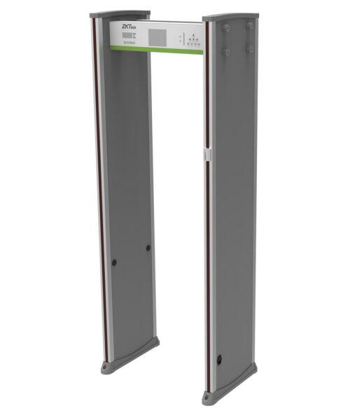Zutrittskontrolle, Einlasskontrolle mittels Temperaturscan, Fiebererkennung