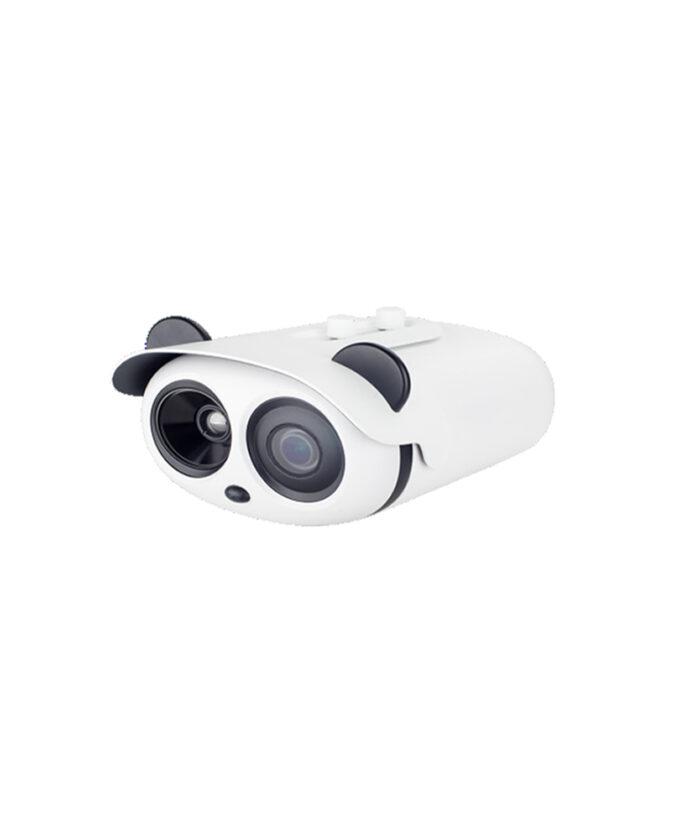 Zutrittskontrolle, Einlasskontrolle, ZN-T5-W IP-Kamera zur Erkennung der Körpertemperatur